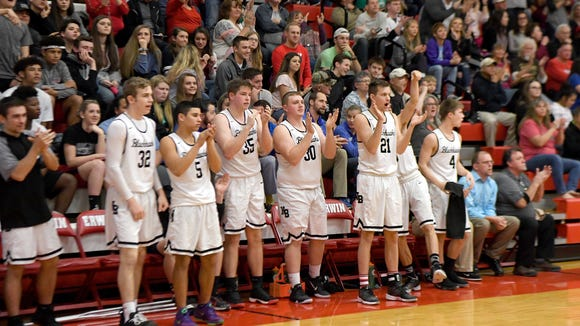 North Buncombe defeated Reynolds on Tuesday to take sole possession of first place in the WMAC.