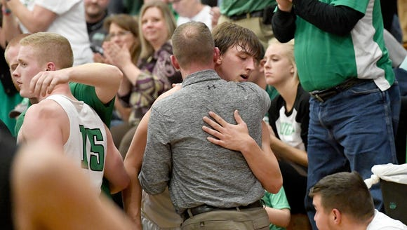Mountain Heritage lost 70-56 to Salisbury in the fourth