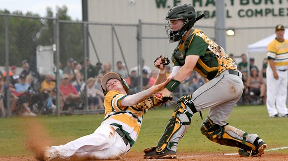 Reynolds catcher Cooper Ingle has committed to playing college baseball at Clemson.