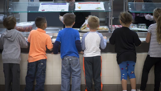 To assure children don't go hungry during the summer, the state has established more than 1,100 locations statewide where children can continue to get free meals.