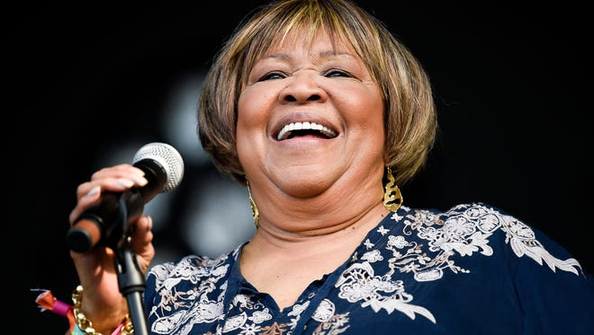 """Mavis & Friends,"" a birthday concert for R&B legend Mavis Staples, is set for May 15 at the Ryman Auditorium."