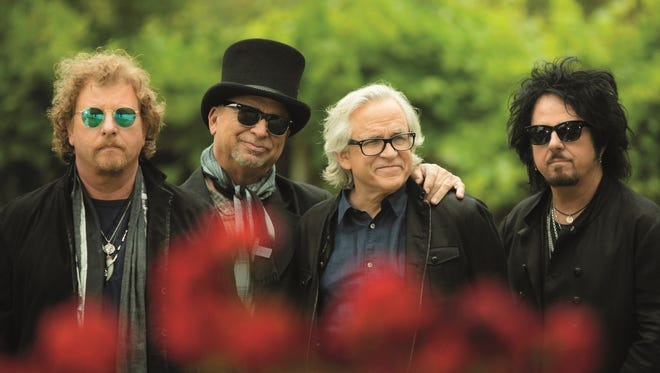 Toto announced Tuesday that they will perform in Montgomery on Oct. 21.