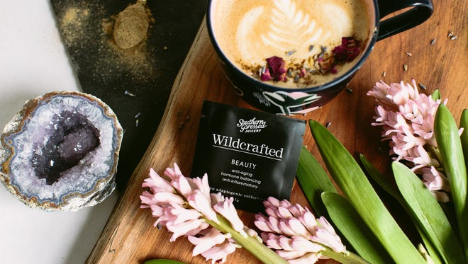 Wildcrafted is a unique blend of mushrooms and herbs designed to help improve body and mind.