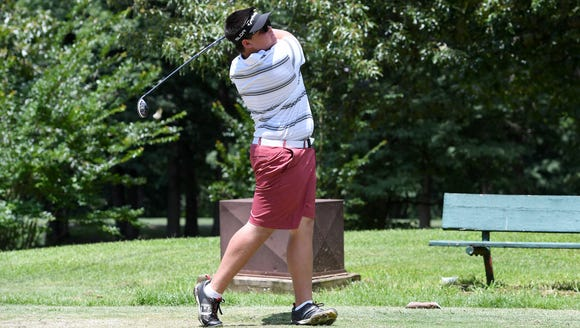 Pisgah's Alex Boone was named the Mountain Six Conference golfer of the year.