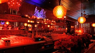 John Dye, who plans to buy At Random, wants to preserve its atmosphere and drink list.