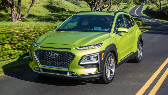 2018 Hyundai Kona Ultimate
