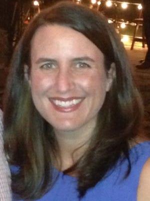Rachel Freeman, vice president of programs, Sexual Assault Center.