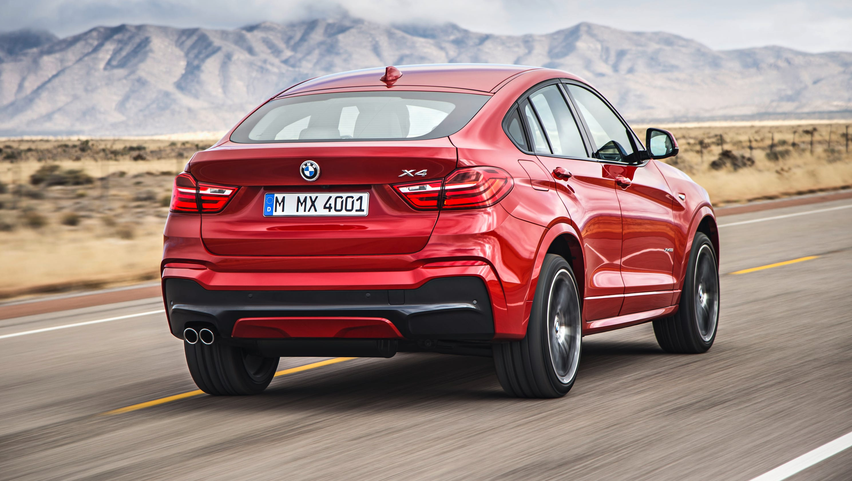 test drive bmw x4 marries car suv. Black Bedroom Furniture Sets. Home Design Ideas