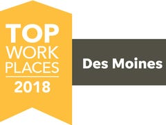 What does it take to be one of Iowa's Top Workplaces?