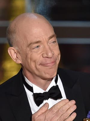 J.K. Simmons is a longtime Tigers fan and will throw out the first pitch on Opening Day April 6.