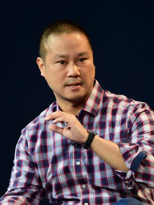 Tony Hsieh, CEO of Zappos