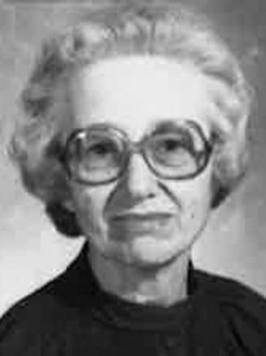 Florence LeEllis Wheeler Grummer