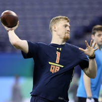 Grading the Hawkeyes at NFL Combine