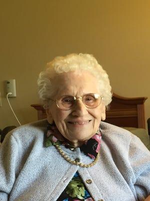 Norma McCoy, 97
