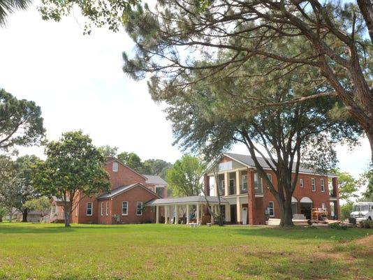 Mims estate renovation