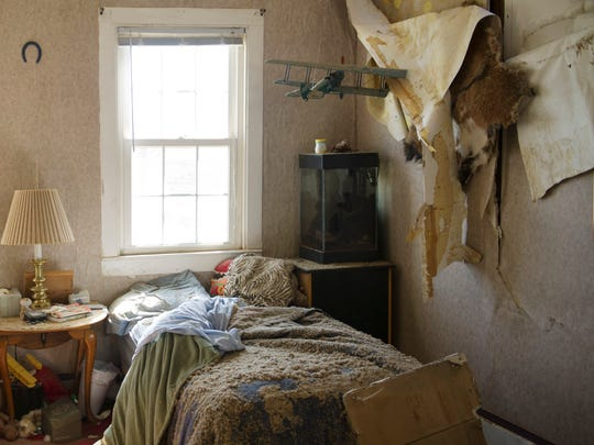 A child's bedroom of Nathan and Laura Kluger's Cynthiana,