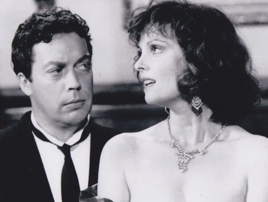"Tim Curry and Lesley Ann Warren star in ""Clue"" (1985)."