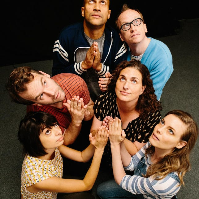 Review: 'Don't Think Twice' explores comedy, insecurity