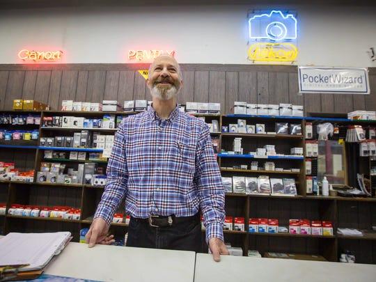 Rick Leiserowitz works at H.B. Leiserowitz in downtown
