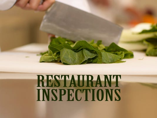Presto graphic RestaurantInspections