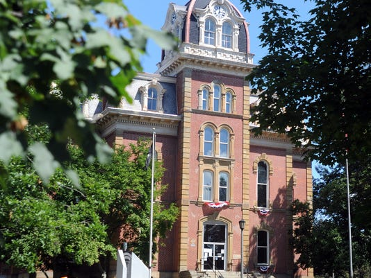 COS Coshocton County Courthouse stock 1