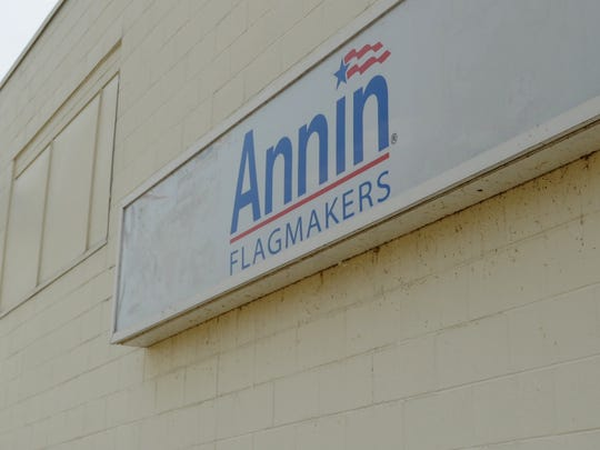 Health officials in Coshocton forced U.S. flag manufacturer Annin Flagmakers to shutter because of the coronavirus shutdown.