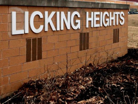 NEW Licking Heights schools stock