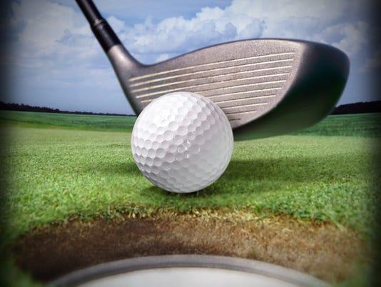 Presto graphic Golf