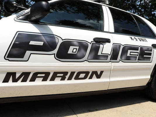 MAR Marion police stock