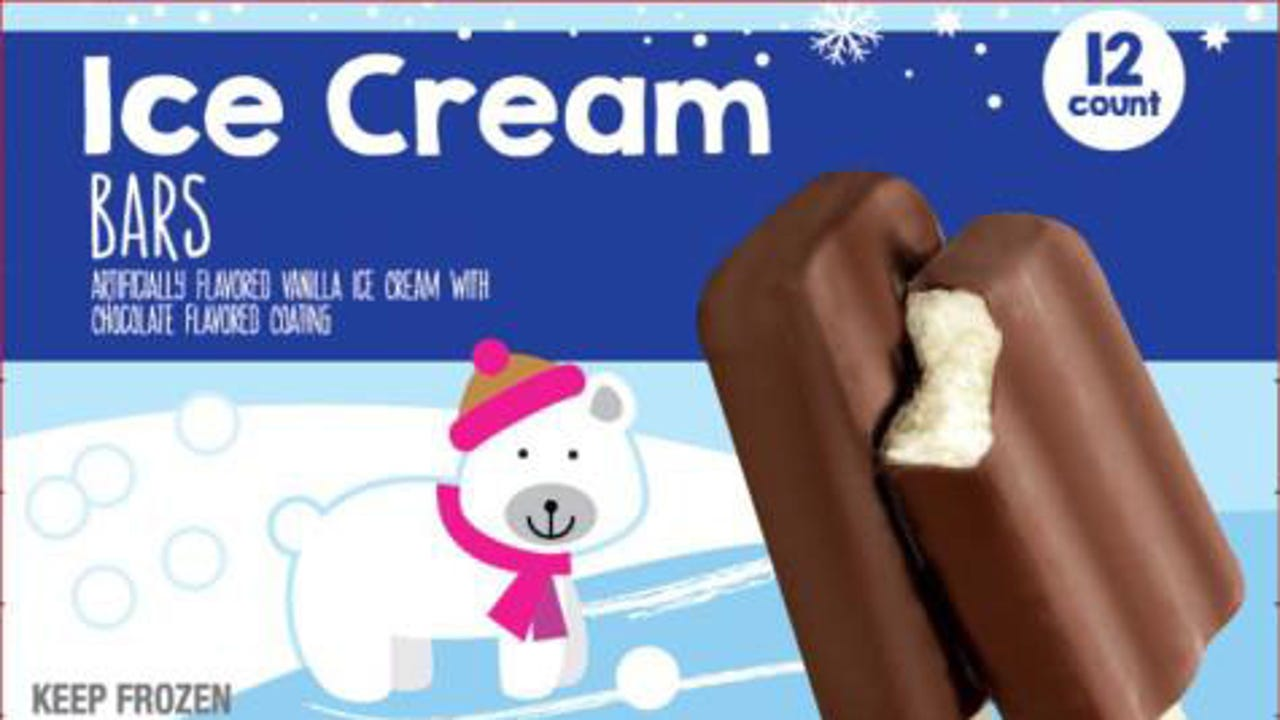 Check your freezer for these recalled ice cream bars