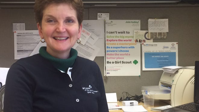 Gail McNutt, CEO of the Girl Scouts of the Northwestern Great Lakes