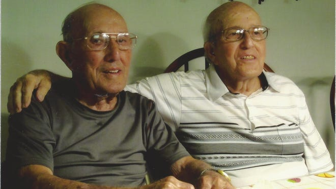 Emilio and Frank Dandrea will be honored by the Buena Historical Society.