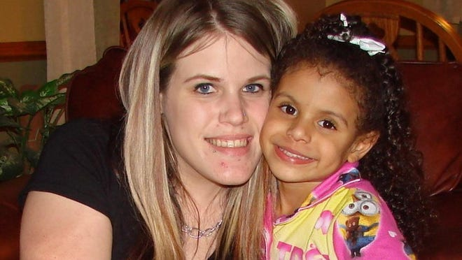 Jessica Ellenberger, 28, and her daughter, Madyson, were killed.