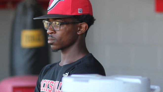 Jacksonville baseball coach K.J. McAllister has stepped down to take a job at N.C. Central University.