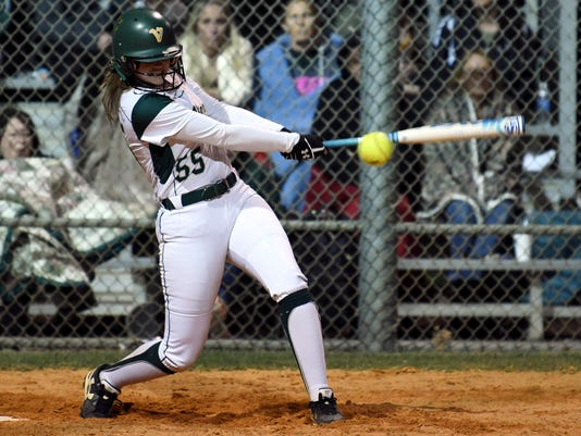 High School Softball: Bayside at Viera