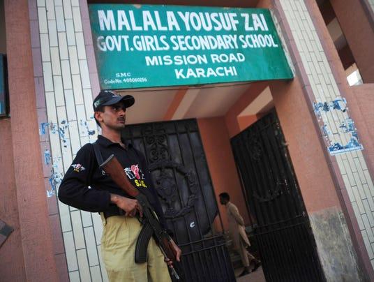 Malala school