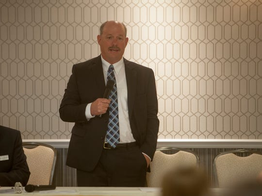 Washington County Commission candidate Allen Davis