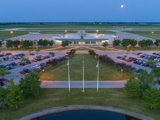 Willard Airport at the University of Illinois is targeting