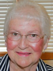 Nancy Evans was recognized as a 2015 Senior of the
