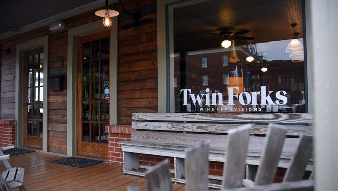 Twin Forks Wine and Provisions located on 408 Hemphill St. has extended its store with cheese and gourmet selections.