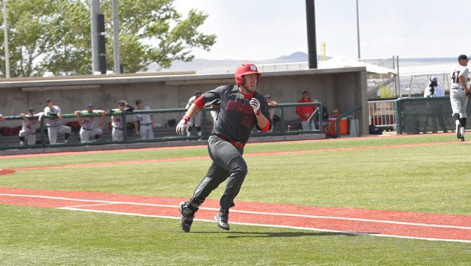 Rocky Mountain High School graduate Carl Stajduhar has been named the Mountain West baseball Player of the Year. Stajduhar is a sophomore at the University of New Mexico.