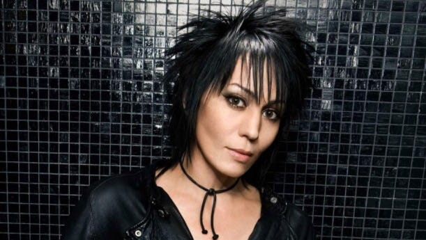 Tickets are on sale now for Joan Jett's May 6 appearance at OC's Springfest.