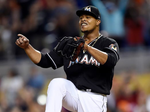 June 3, 2017: Edinson Volquez tosses the sixth no-hitter