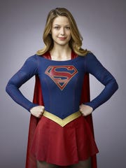 Melissa Benoist stars as Kara Danvers/Supergirl in