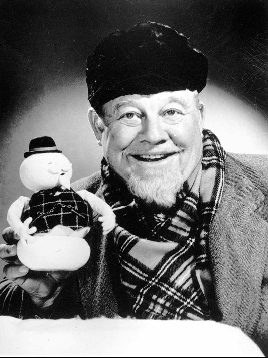 Burl Ives Christmas.25 Days Of Great Christmas Songs Day 2 A Holly Jolly