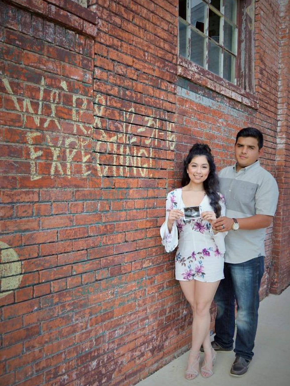 Kristian and Fabian Guerrero were expecting a son,