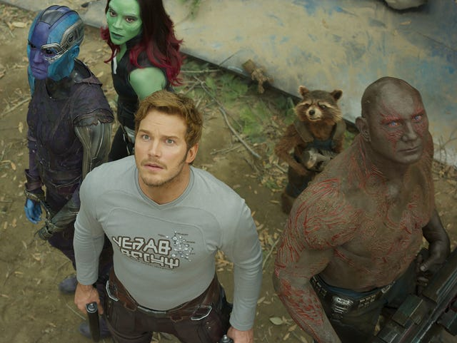 Guardians of the Galaxy review: Sequel is just short of magical