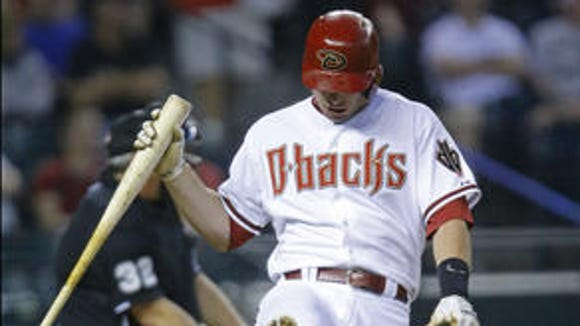 Paul Goldschmidt of the D-Backs is the one bright spot - again - this season.