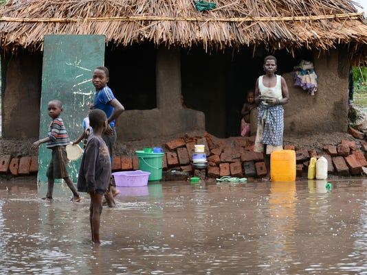 AP MALAWI FLOODS I MWI
