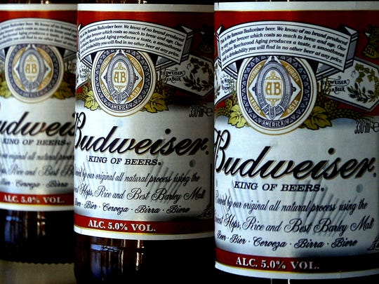 Anheuser-Busch InBev, the maker of Budweiser and Corona approached rival SABMIller Pic for a potential takeover.